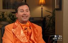 Man with ALS shares joy of tuxedos with Steve Hartman
