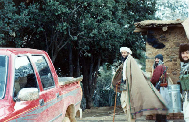 Osama Bin Laden in Tora Bora