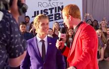 Justin Bieber gets roasted