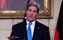 John Kerry's controversial comments on negotiating with Syria's Bashar Assad