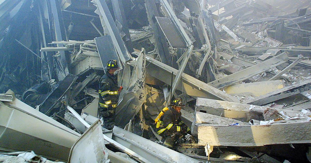 The MISSING BODIES Why half of September 11 victims in