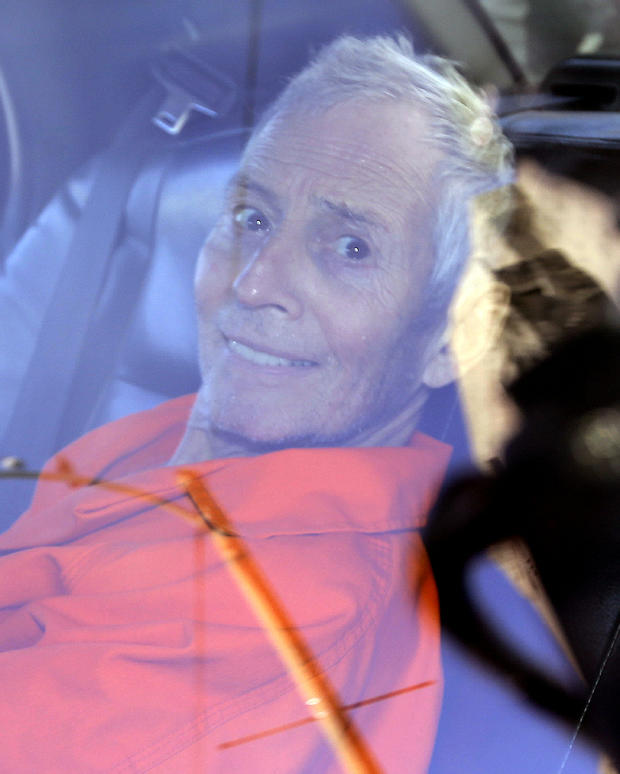 Durst arrested for the murder of Susan Berman in New Orleans, La.