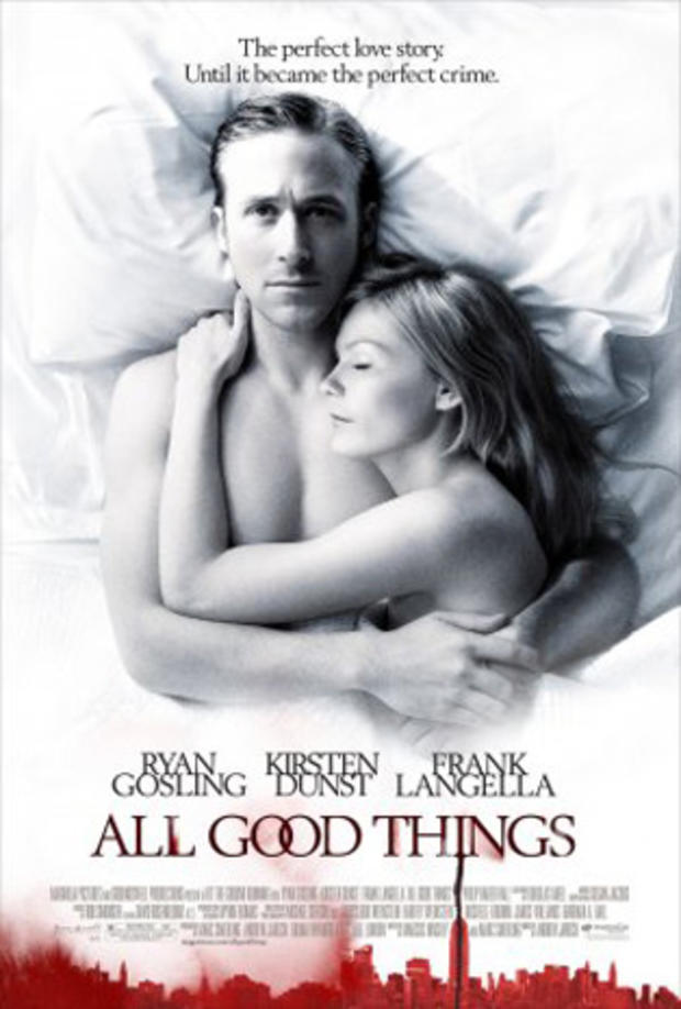 """Movie poster: """"All Good Things"""""""