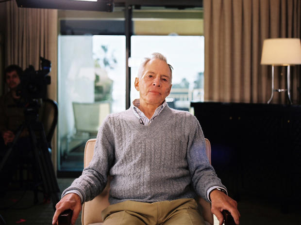 "Robert Durst in HBO's ""The Jinx"""