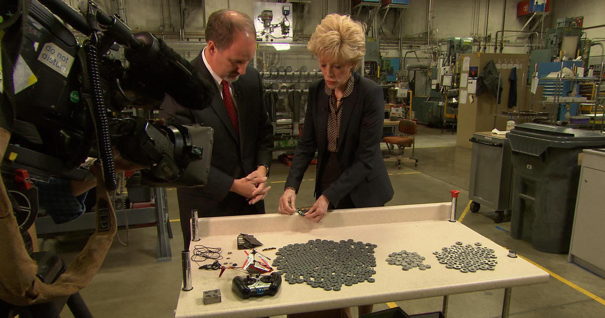 Rare earth elements: Not so rare after all - 60 Minutes
