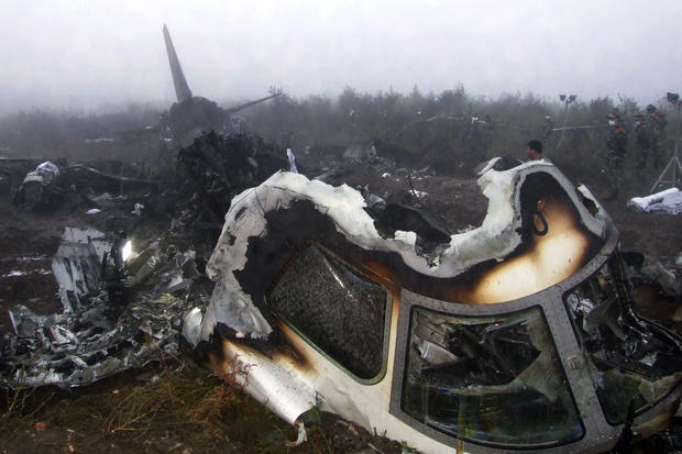 Tragic Plane Crashes