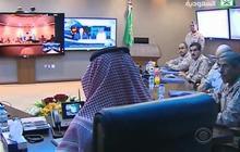 Arab coalition launches airstrikes on Yemen
