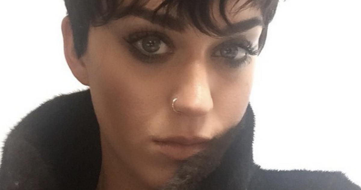 Katy Perry Shows Off Super Short Hair I Asked For The Kris Jenner