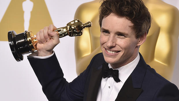 Oscar Press Room Live