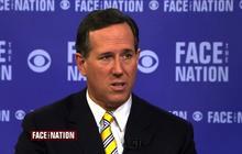 Rick Santorum weighs in on 2016