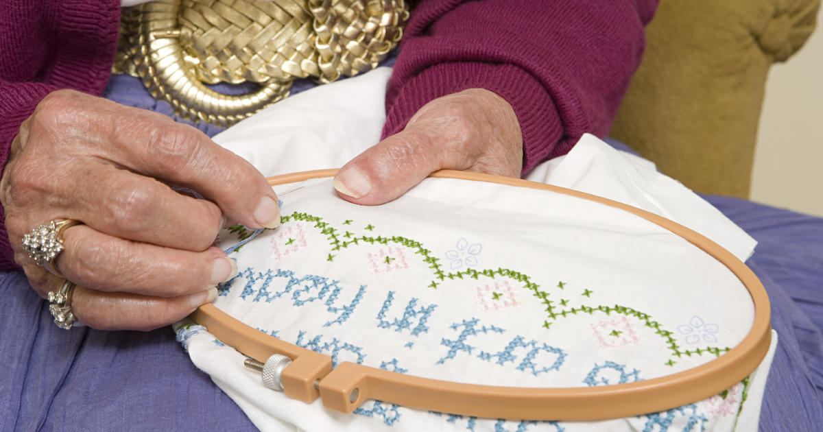 Creative Hobbies Help Prevent Mild Cognitive Impairment