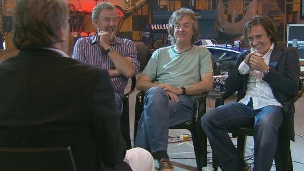 Top Gear Trio Set To Host New Car Show For Amazon Prime CBS News - Car show on amazon