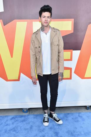 MTV Movie Awards 2015 red carpet