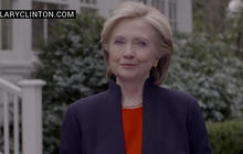 Hillary Clinton says she's running for president in 2016