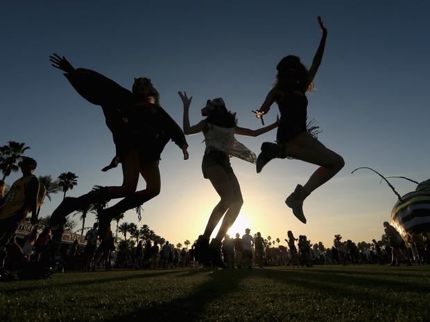 Scenes from Coachella 2015