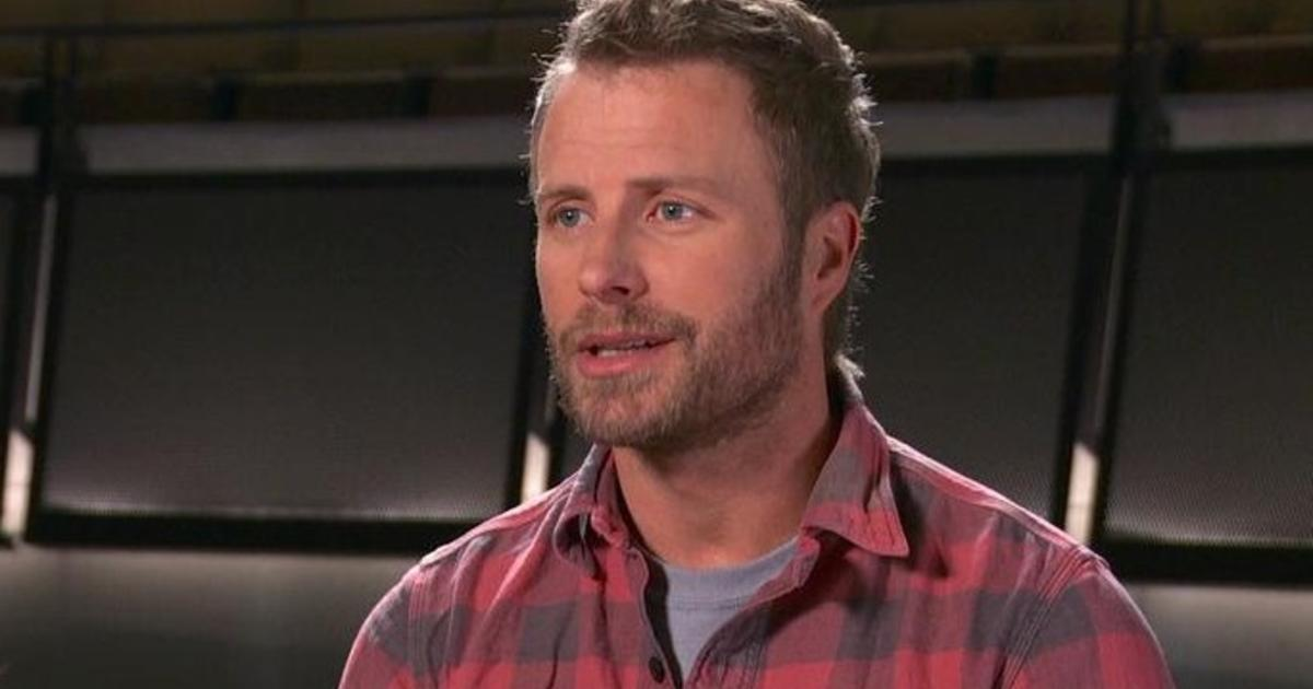 Dierks Bentley Country Music Star On Path To Music Songwriting Stardom Cbs News