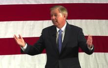 "Lindsey Graham: Listening to Hillary Clinton ""is like something out of North Korea"""