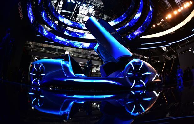 2015 Shanghai auto show