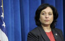 First woman to lead the DEA is stepping down