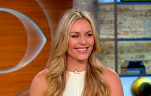 Lindsey Vonn talks historic year on the slopes, boyfriend Tiger Woods