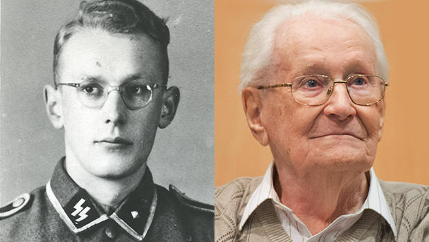 Former Auschwitz Guard Oskar Groening Asks God For