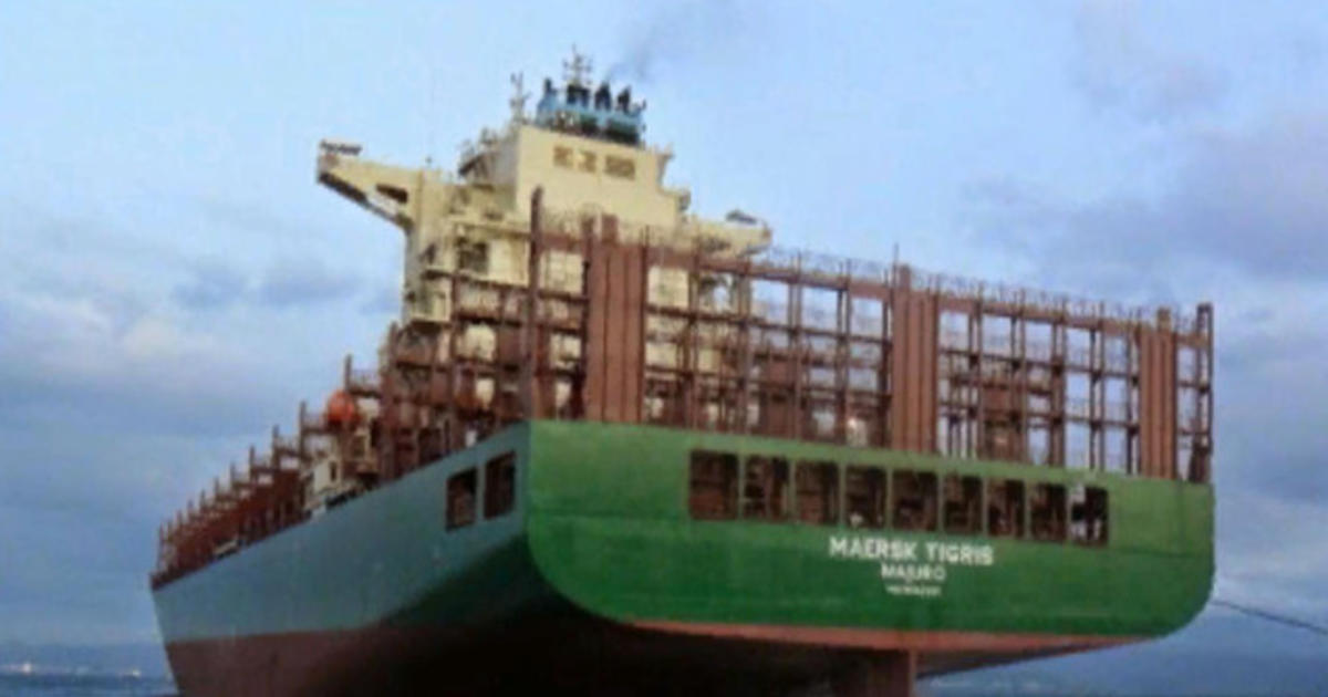 Iran releases Marshall Islands cargo ship MV Maersk Tigris after