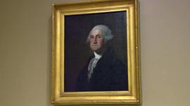 Impromptu history lesson on George Washington