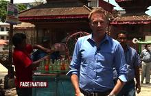 Nepal struggling to recover after earthquake