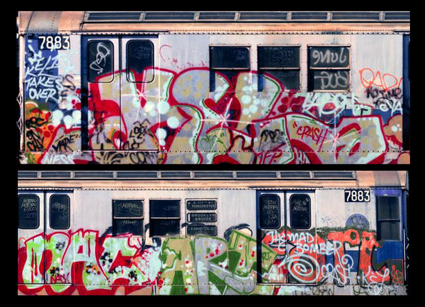 Legends of Graffiti - Kel139