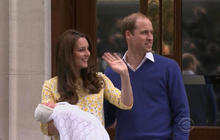 Public goes gaga over royal baby name