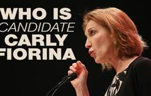 Who is presidential candidate Carly Fiorina?