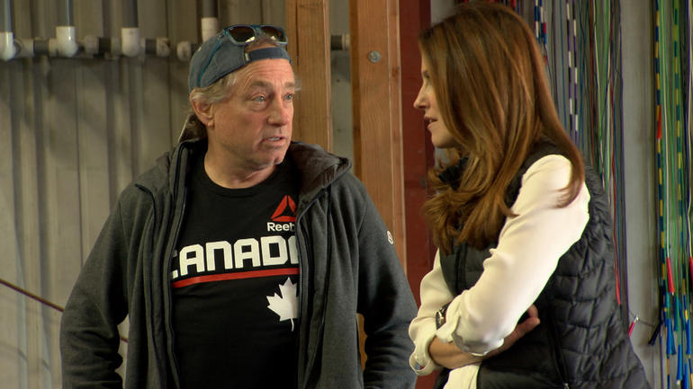 Crossfit creator calls for adidas to sell reebok cbs news