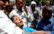 Another deadly earthquake shakes Nepal