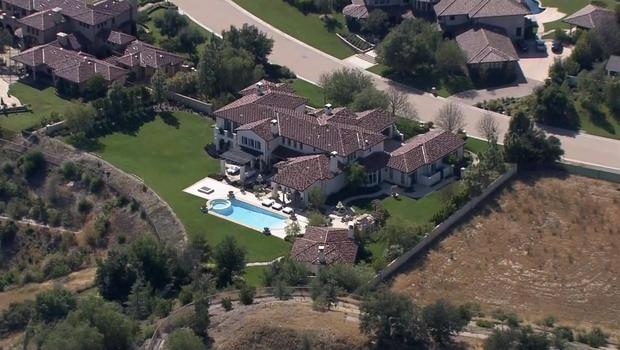 What drought? Celebs' lawns, green as ever