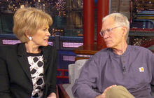 "Letterman opens up to ""CBS Sunday Morning"" about finale"