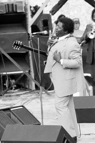 B.B. King 1925-2015
