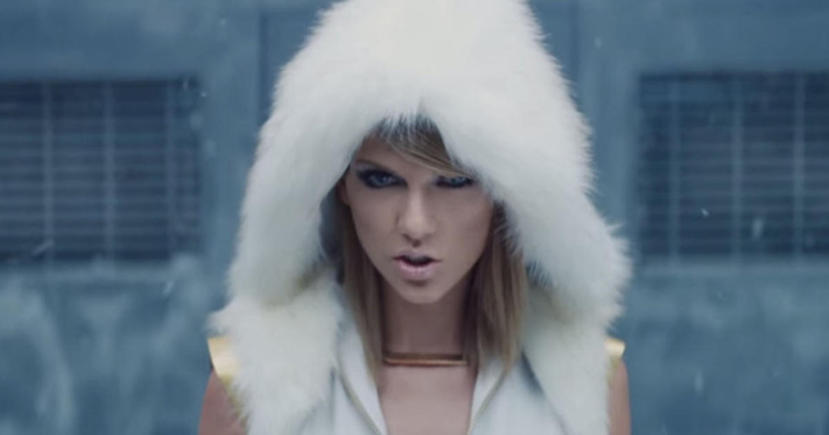 taylor swifts quotbad bloodquot video sets vevo record cbs news