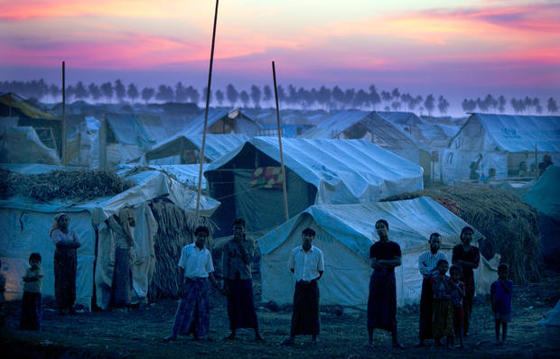 The Rohingya: Stateless and adrift