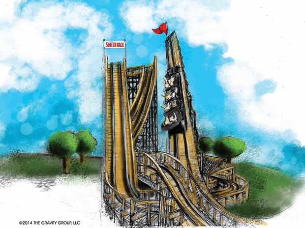 New roller coasters, new thrills