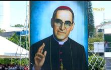 Slain Salvadoran archbishop on path to sainthood