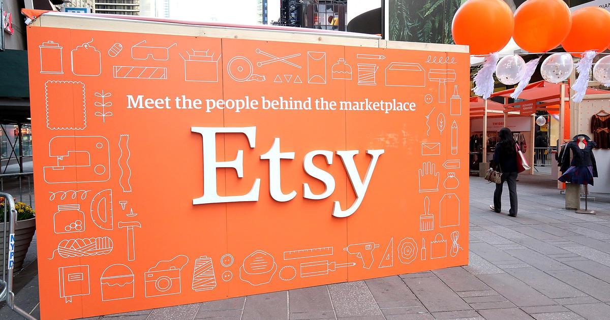 d9fd0e28a0a5d Etsy to offset carbon emissions from shipping its products - CBS News