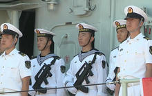 China's naval expansion raising tension with U.S.