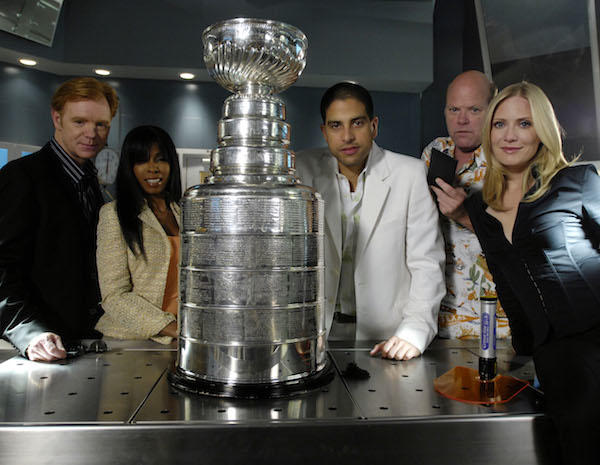 The craziest places the Stanley Cup has visited