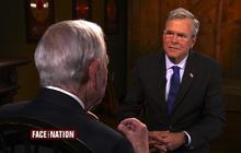 "Jeb Bush: No decisions yet, but ""I hope I run"" for president"