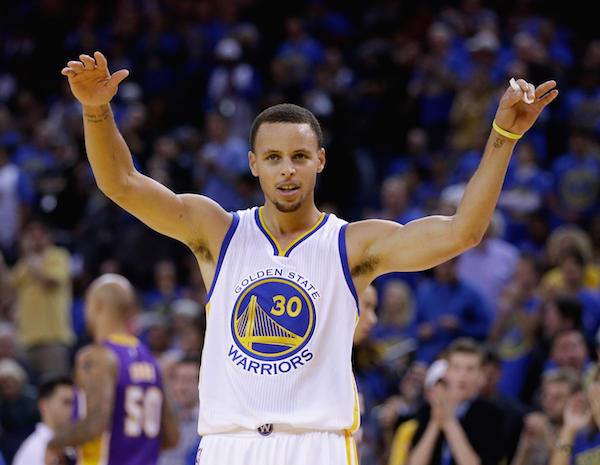 fea79165d4be Stephen isn t Curry s real first name - MVP vs MVP  Lebron James and Stephen  Curry duke it out in the NBA Finals - Pictures - CBS News