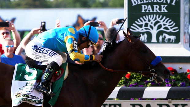 Belmont Stakes: Past Winners
