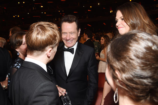 Tony Awards 2015 behind the scenes