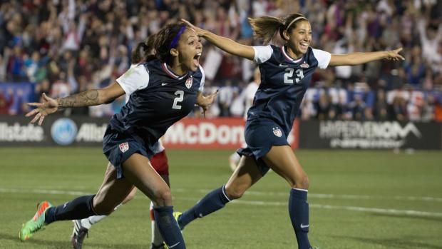 Meet 2015 U.S. women's soccer team