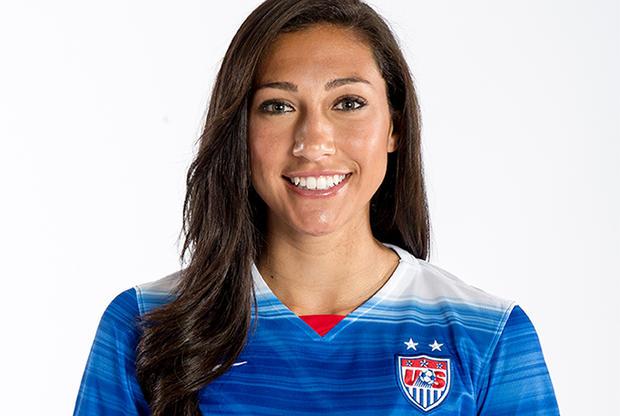 Tobin Heath - Meet the U S  women's soccer team seeking