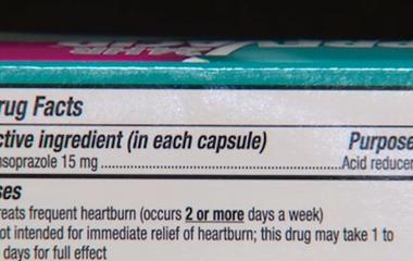 Common heartburn drugs could raise risk of heart attacks